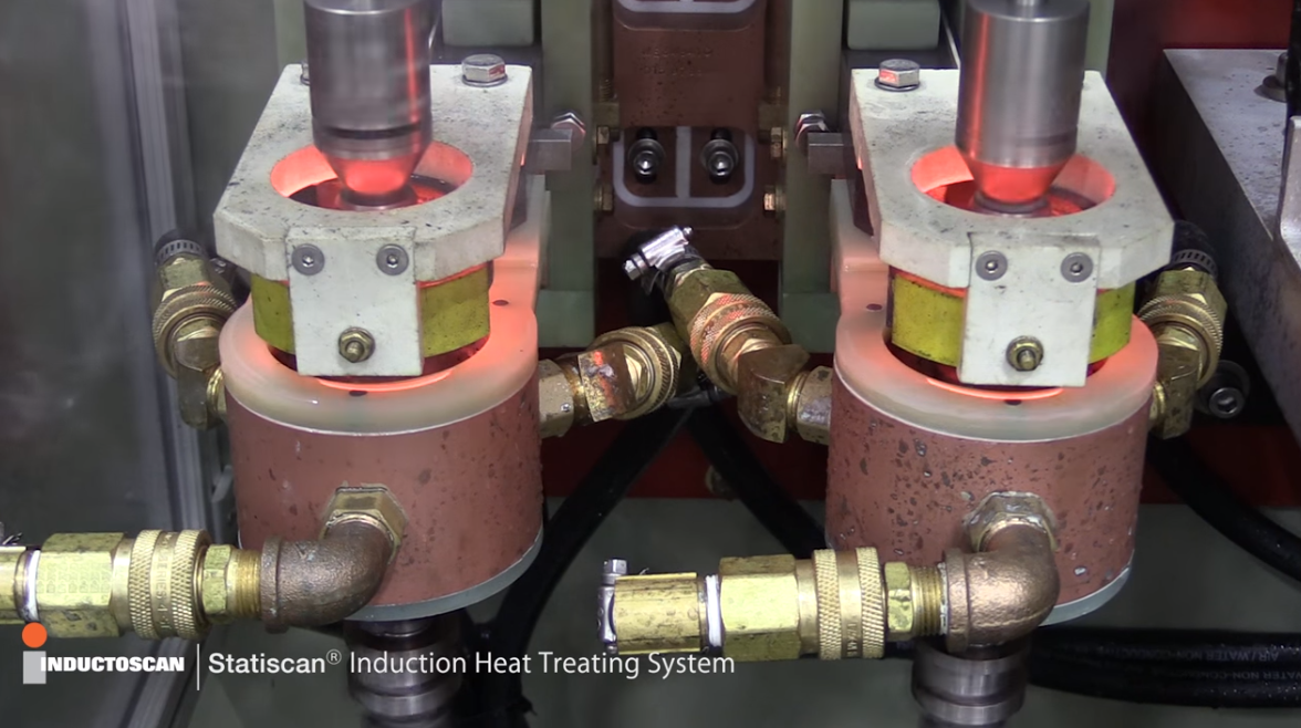 Statiscan Induction Heat Treating System